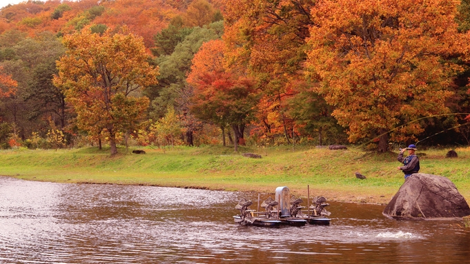 【夕食付プラン】早朝の出発OK♪アクティブに裏磐梯の秋を満喫!