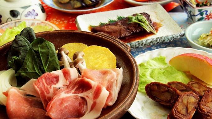 【夏秋旅セール】夕食のメインは『陶板焼き』!2食付でお得に裏磐梯を楽しむ!