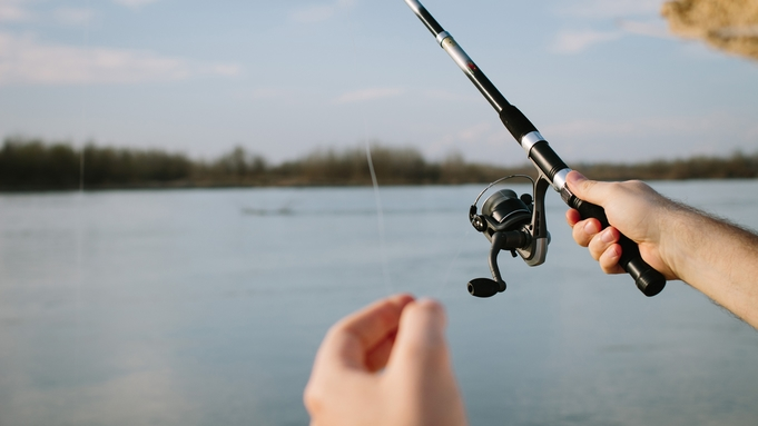 【2食付】◆裏磐梯フォレストスプリングスの釣り券、カヌーレンタル付!◆天然湖で釣りを楽しもう♪