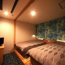 特別客室・寝室
