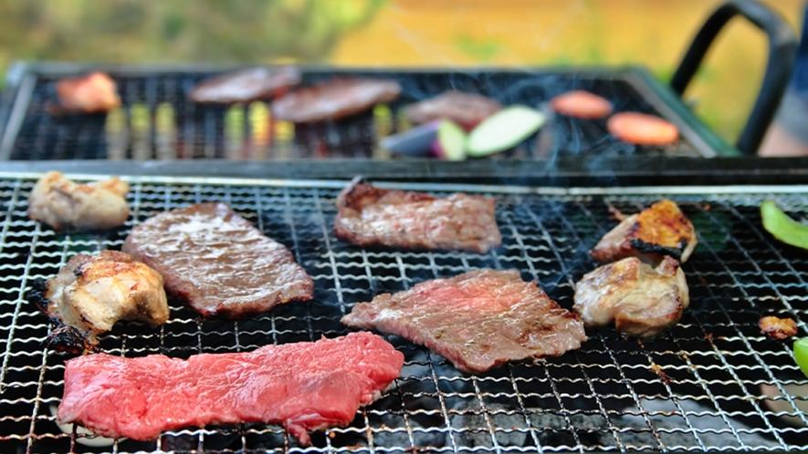*食材・機材持ち込みで屋外BBQも可能です♪食材のご用意も3500円で可能です
