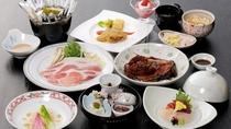 *【お食事例】四季の食材を使った、自慢の味に舌鼓