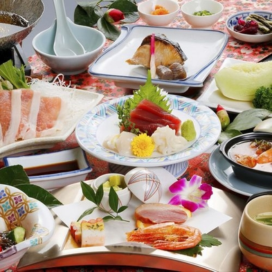 料理長おまかせ「季節の和食膳」プラン