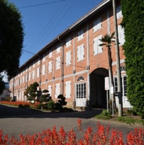 富岡製糸場(外観)