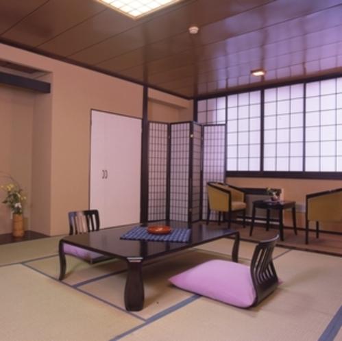 【東館】和室10畳(バス付又はバス無・トイレ付)