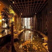 ◆大浴場岩風呂【男性】