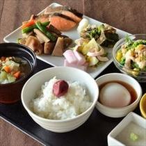 ◆和食バイキングの一例