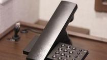 【客室】電話