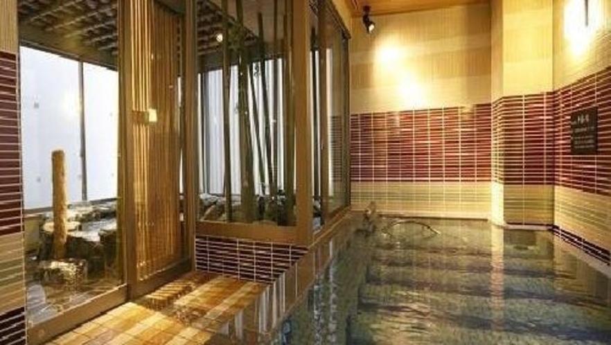 【女性】大浴場【内湯】(湯温:40~41℃)