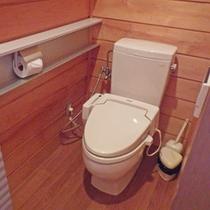 全室洗浄付トイレ完備!