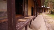 *【館内】萱葺風木造家の宿泊施設☆里山の暮らしを体験していただけます♪