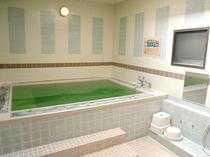 3階大浴場 浴槽・テレビ