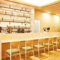 *【レストラン/オアゾ】静かで落ちついた空間。