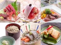 *2016年【夏】ワンランクアップ (料理一例)