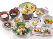 *2017【春】スタンダード(料理一例)