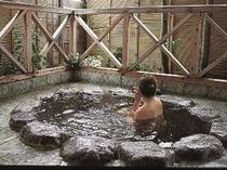無料貸切露天風呂