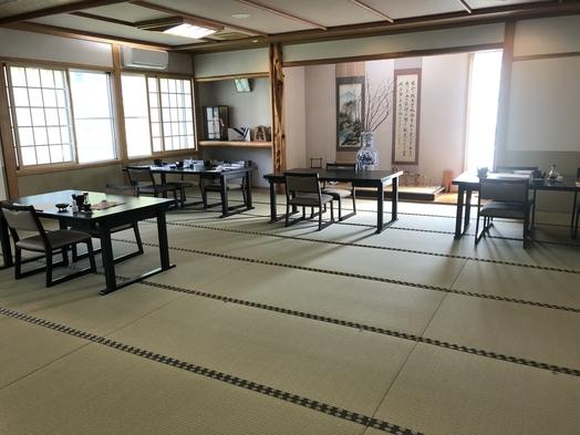 機能的な洋室で、季節の月山の山菜・郷土料理を堪能・・・【洋室プラン】