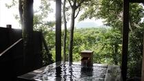 【貸切露天】原生林の温泉貸切露天風呂ビンタンは森林浴たっぷりに湯浴みを愉しめます。