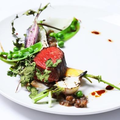もし、肉を食べるなら知っていただきたい♪クアビオのフレンチマクロビ+グラスフェッドビーフプラン