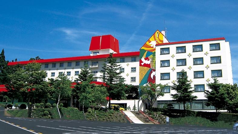 鷲ヶ岳高原ホテル本館・新館