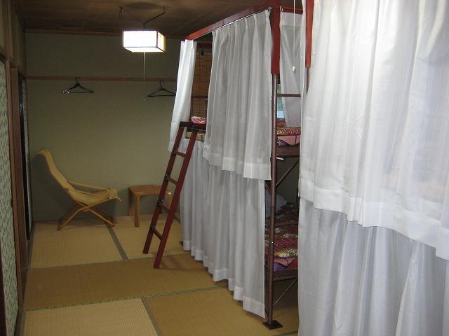 ドミトリー ミックス 二段ベッド2