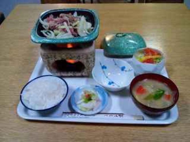十和田バラ焼き定食