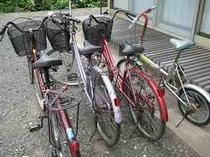 無料貸自転車