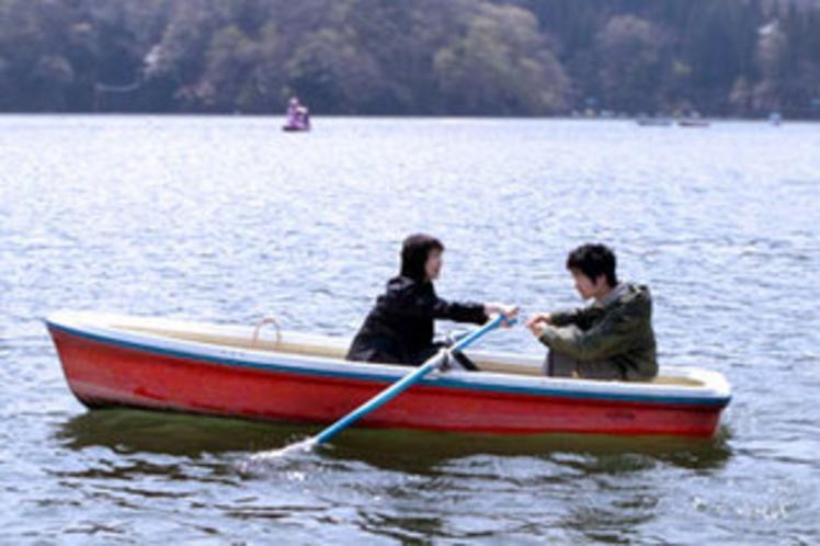 手漕ぎボート2