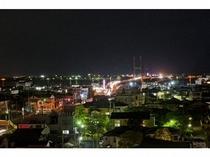 展望広場からの夜景