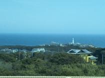 地球の丸く見える丘展望台からの景色(東)