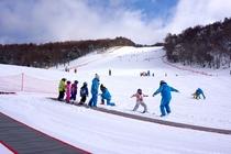 スキー場一例