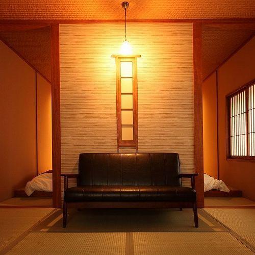 【禁煙】和室(お布団)