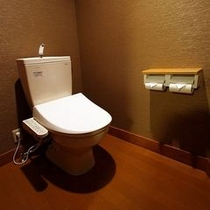 全室シャワートイレ完備
