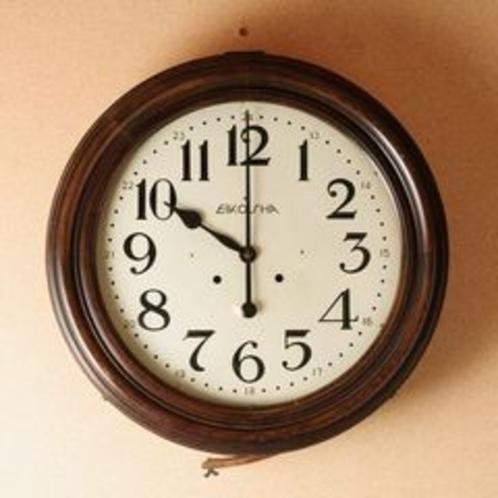 大正生まれの時計