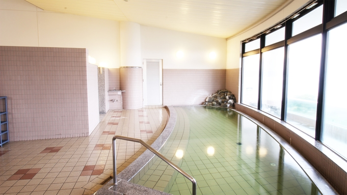 【素泊まりプラン】気軽に滞在!日本海を一望する温泉露天風呂でリフレッシュ♪