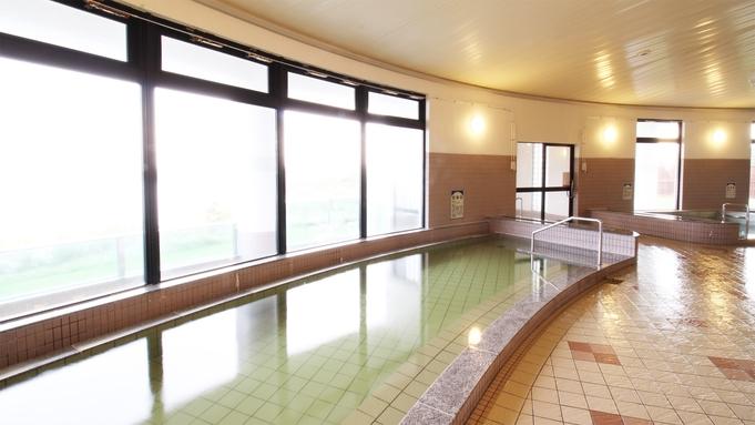 【2食付/スタンダードプラン】見渡す限りの海岸線!日本海の絶景と温泉露天風呂をリーズナブルに満喫