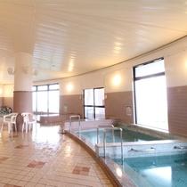 *大浴場一例/ジャグジー、打たせ湯、水風呂、サウナもございます。(※朝は大浴場と露天風呂のみ)