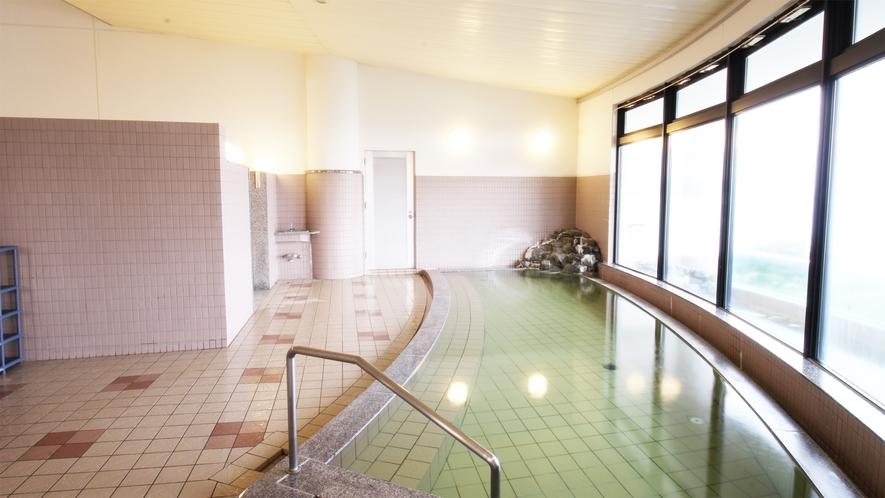 *大浴場一例/お仕事や観光のお疲れを温泉と解放感のある景色でリフレッシュできます♪