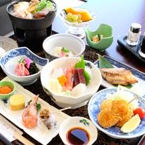 *岬御膳ふぐ鍋コース/名物のふぐ鍋と日本海の海の幸づくし♪お料理重視の方におすすめプラン。