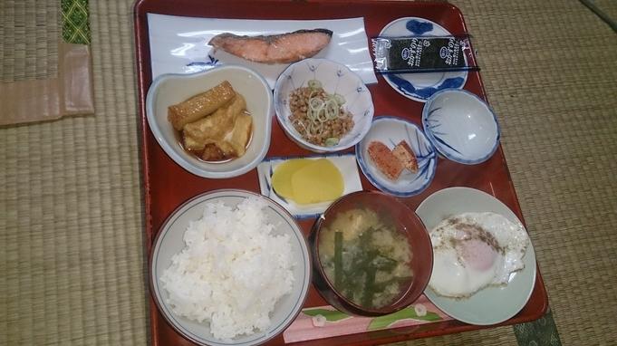 くつろげる和室【朝食】プラン