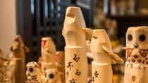 【笹野一刀彫】米沢の伝統工芸品。一品一品手掘りされた貴重な品をお買い求めいただけます