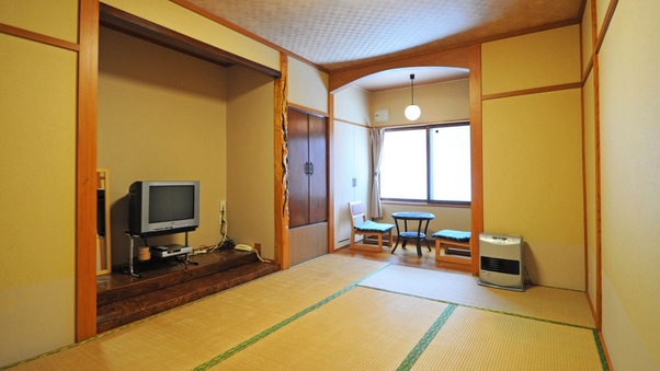 川側6畳和室
