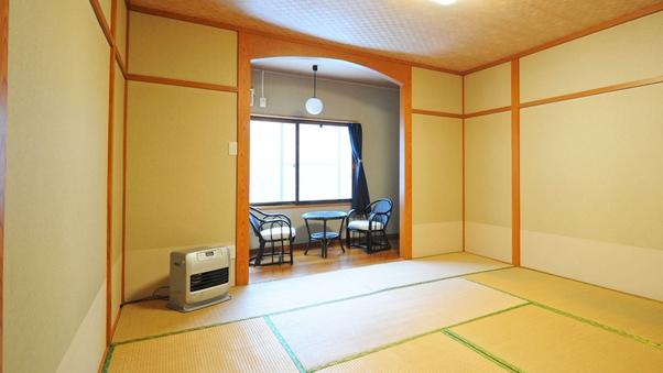 川側8畳和室