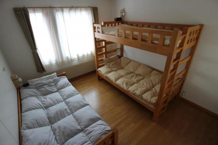 ドミトリーBタイプ2(3人部屋)