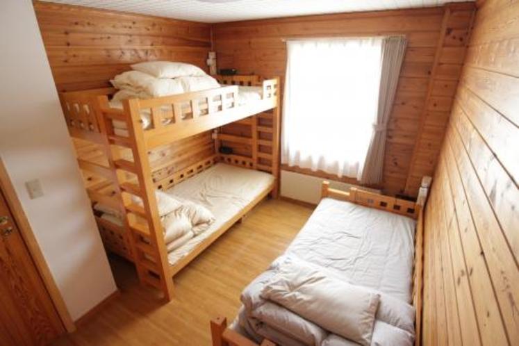 ドミトリーBタイプ1(3人部屋)
