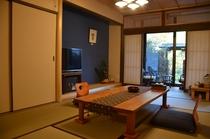 『椿桜プラン』客室