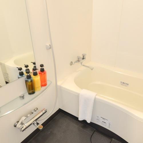バストイレ別で広々としたお風呂