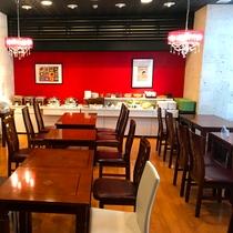 朝食レストラン『四季彩』