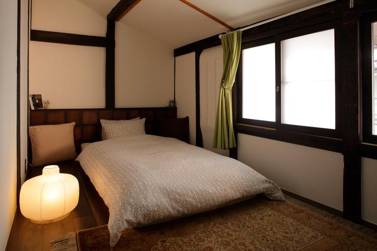 ベッドルームその2