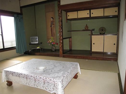 素泊まり おまかせ和室 6〜8畳